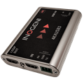 Inogeni 4KXUSB3 4K Ultra HD to USB 3.0 with HDMI loop, Audio I/O & VISCA