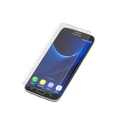 InvisibleSHIELD Glass-Samsung Galaxy S7 Edge-Contour-Screen-Clear